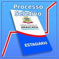 Abre amanhã (16) as inscrições para processo seletivo de estagiários na Câmara de Araucária