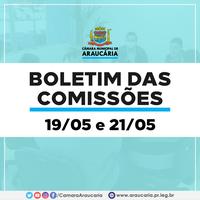 Boletim das Comissões – Saiba quais projetos foram votados nesta semana