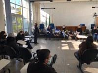 Secretária de Educação Adriana Palmieri esclarece sobre o ensino remoto em reunião da Comissão de Educação e Bem Estar Social
